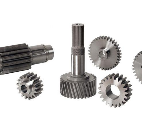 Portfolio 6 Stück Pressenmotoren Bahngetriebe Walzwerktechnik Förderanlagen